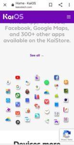 जिओ फ़ोन में KaiOS क्या हैं ( What Is KaiOS In Jio Phone )