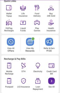 PhonePe Se Free Fire Me Diamond Le