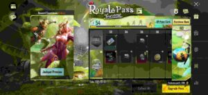 BGMI Royal Pass In Hindi