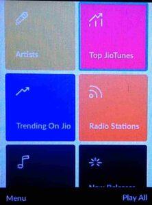 Jio Phone में JioSaavan App से कॉलर तुन कैसे लगाये