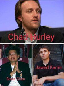 YouTube का फाउंडर कौन हैं   YouTube Founders Name