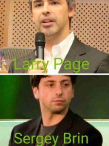 Google का फाउंडर कौन हैं